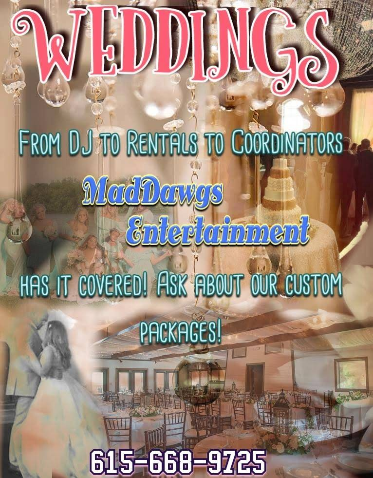 MadDawgsEnt Weddings