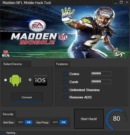 latest madden nfl mobile