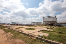 The abattoir site