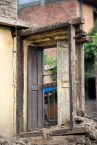A door mid-air, Lailatpur