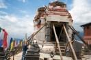At Swayambhunath Gumba