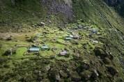 The little village of Lapche