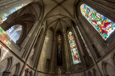 The Joan of Arc chapel