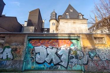 Graffiti, Rouen.