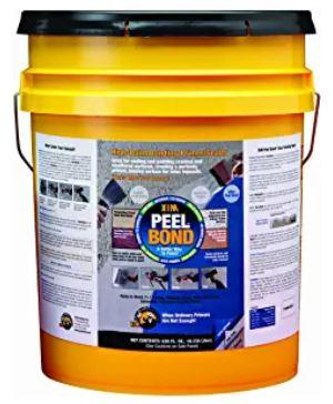 peel bond water based acrylic primer