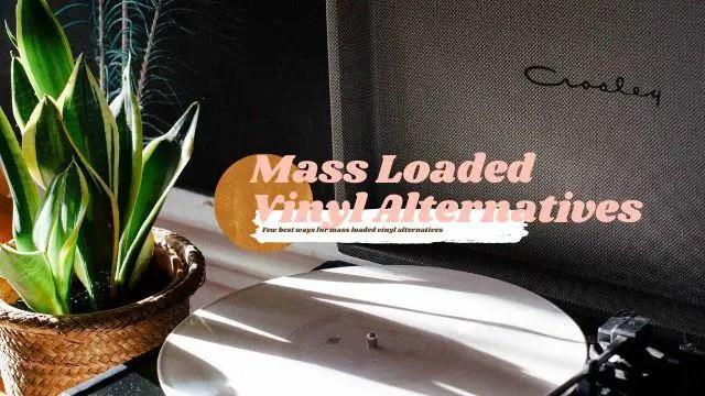 Mass Loaded Vinyl Alternative