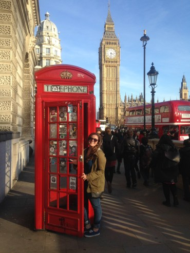 Big Ben & Telephone Booth
