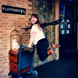 Off to Hogwarts I go!