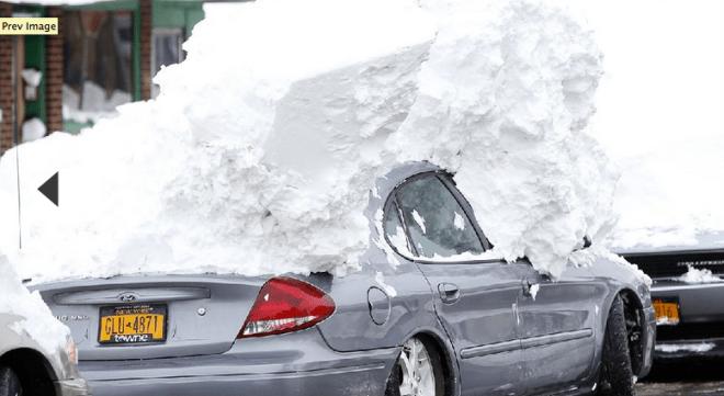 Snow-eek