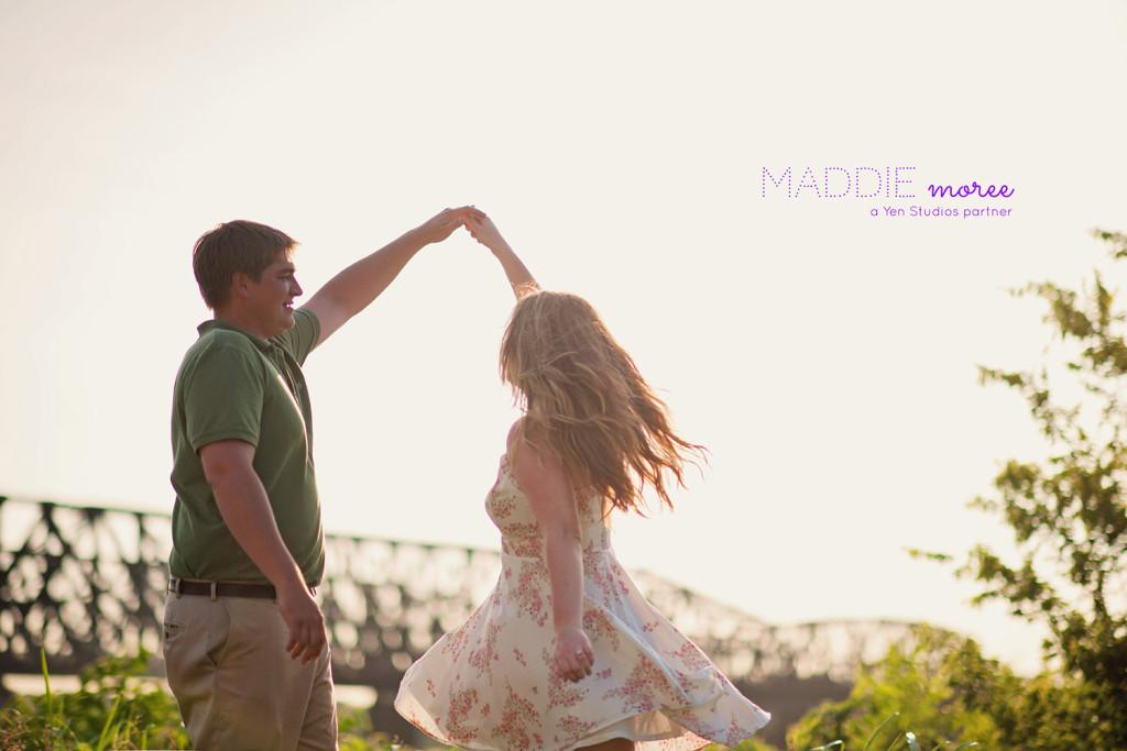 Dancing Couple