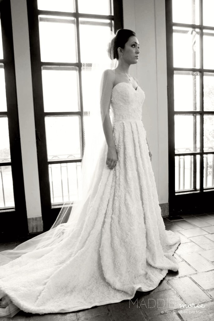 Bridal annesdale Maggie Louise Dress