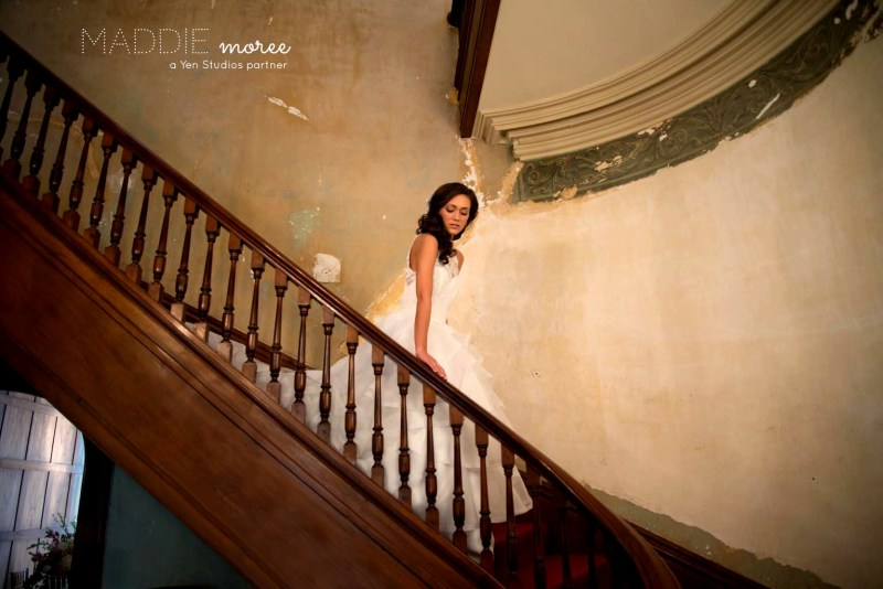 Bridal staircase annesdale