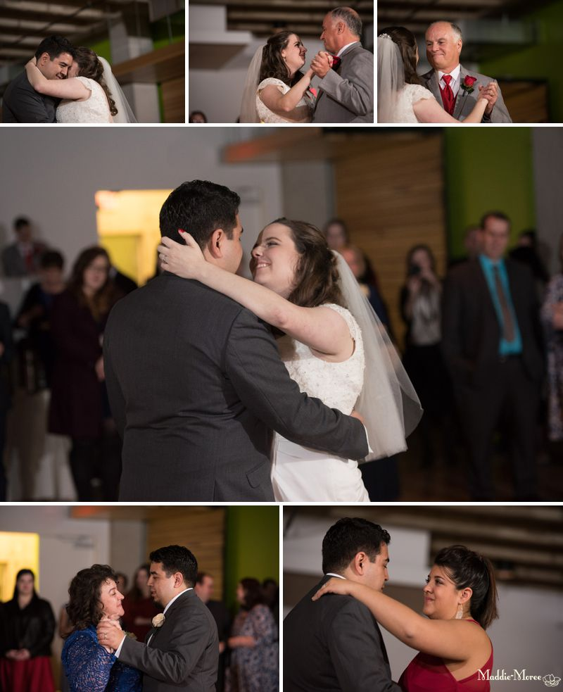 reception first dances