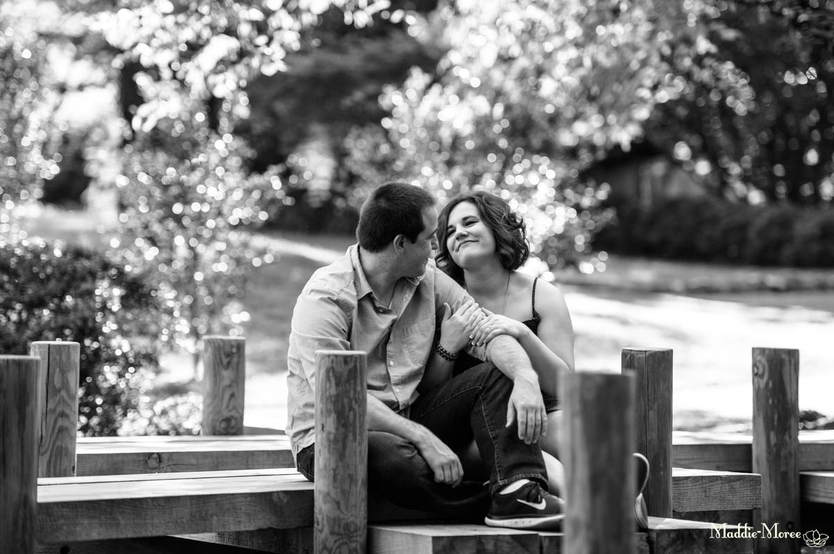 Botanic engagement maddie moree