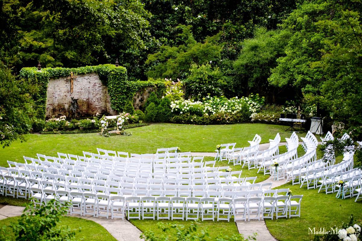 annesdale wedding ceremony