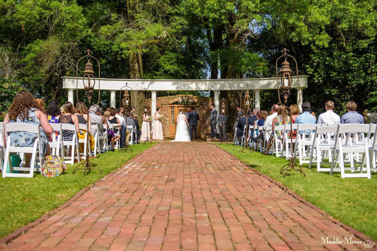 Cedar Hall Wedding