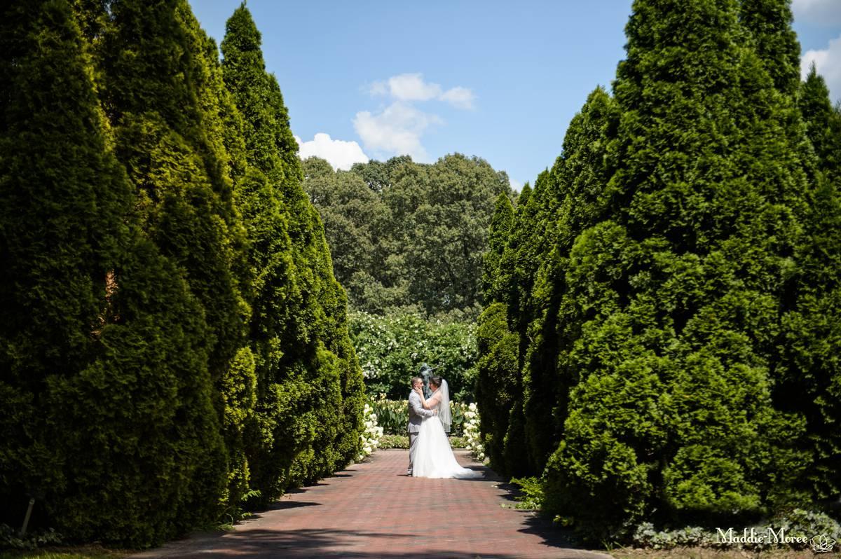 iris garden first look