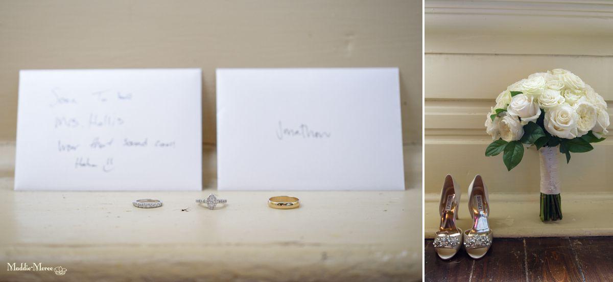 wedding details, lynn doyle flowers