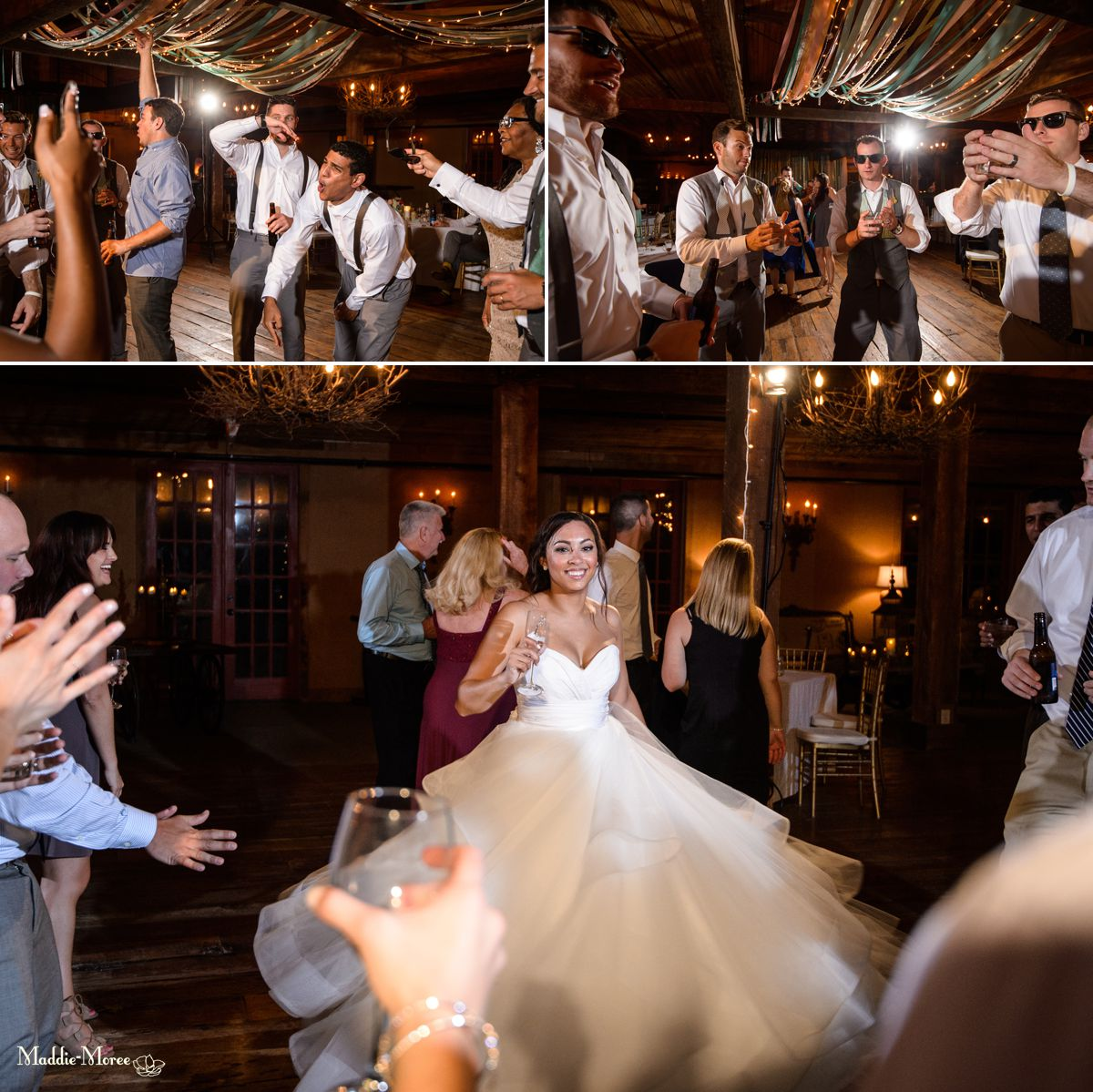 heartwood hall wedding reception