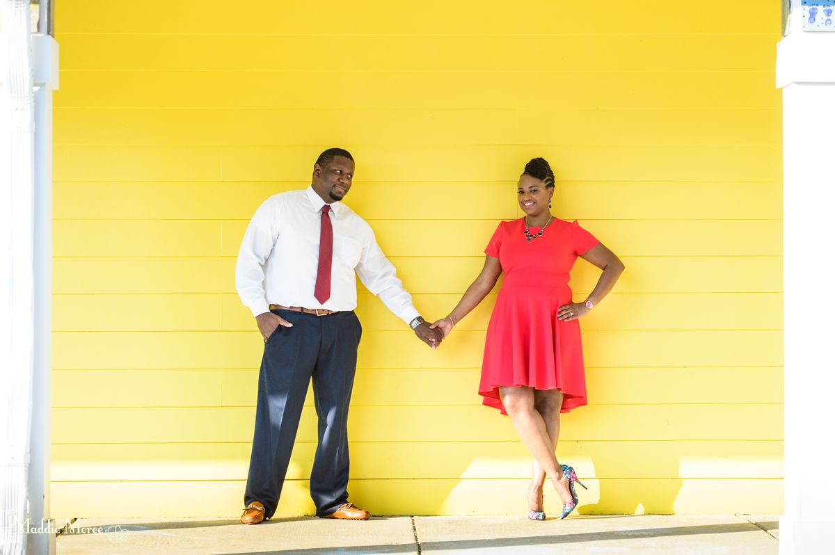 Bright walls engagement