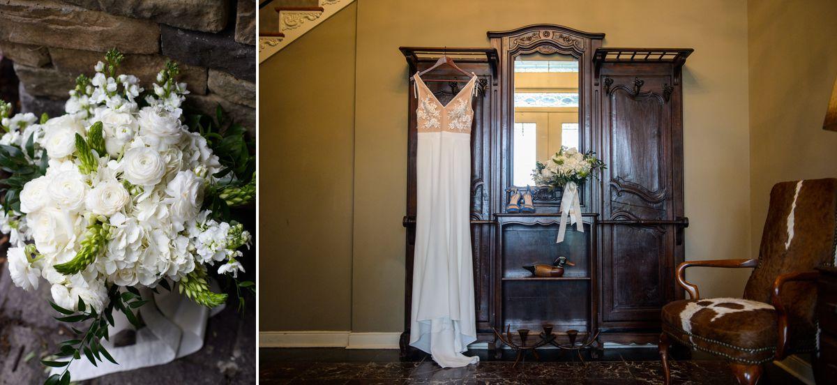Rustic Lake wedding photography