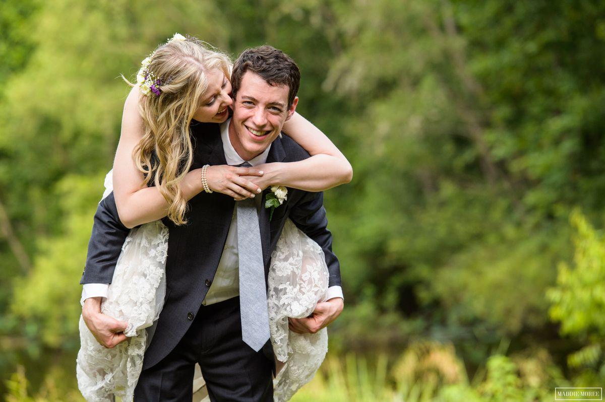 bride groom portraits maddie moree