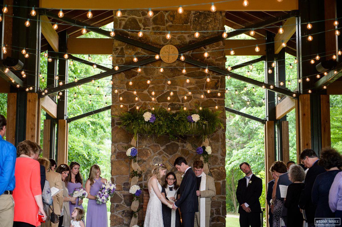 wedding ceremony maddie moree