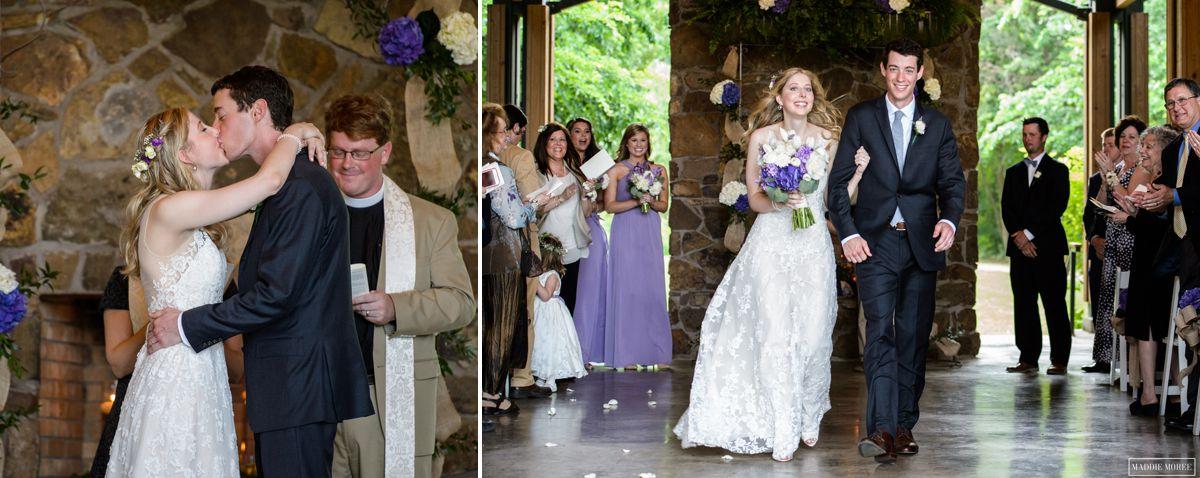 Lichterman wedding ceremony