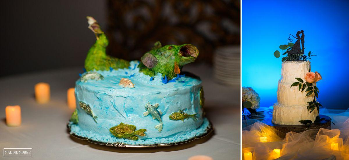 Collierville Reception Cake