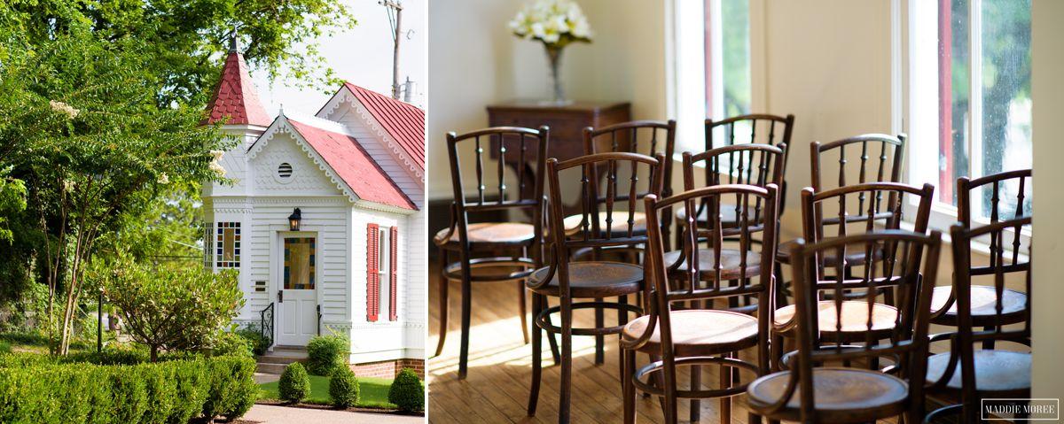 Woodruff Fontaine house wedding