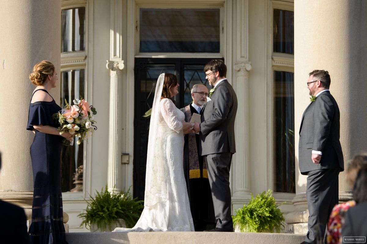 Wedding ceremony house wedding