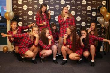 """Tap group (""""Oh my god, this is great"""")"""