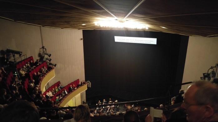 Rigoletto stage