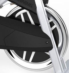 40 lb perimeter weighted flywheel [ 2000 x 2000 Pixel ]
