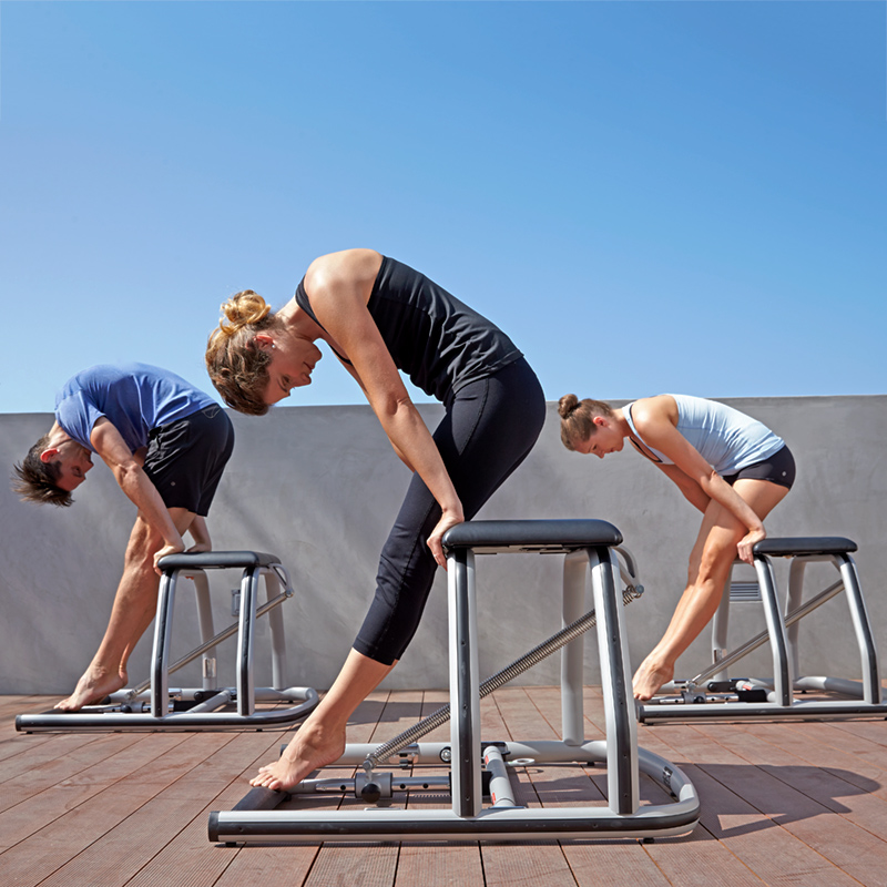 pilates chair for sale on the best chairs peak a clean open design allows myriad of exercises to develop strength balance and flexibility