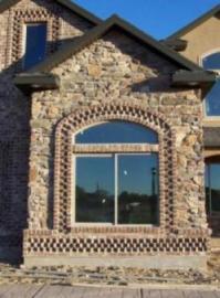 Maddog Masonry window brick designs