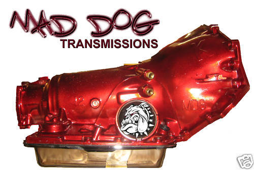 Dominator 700R4/4L60 | Mad Dog Transmissions