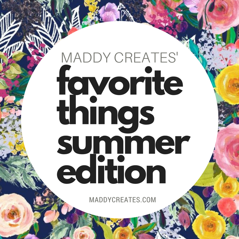 Get yourself ready for fall with some of our favorite summer products!