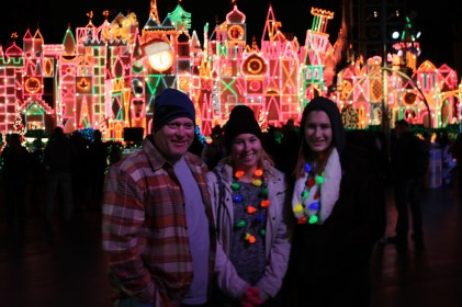 disneyland california adventure christmas