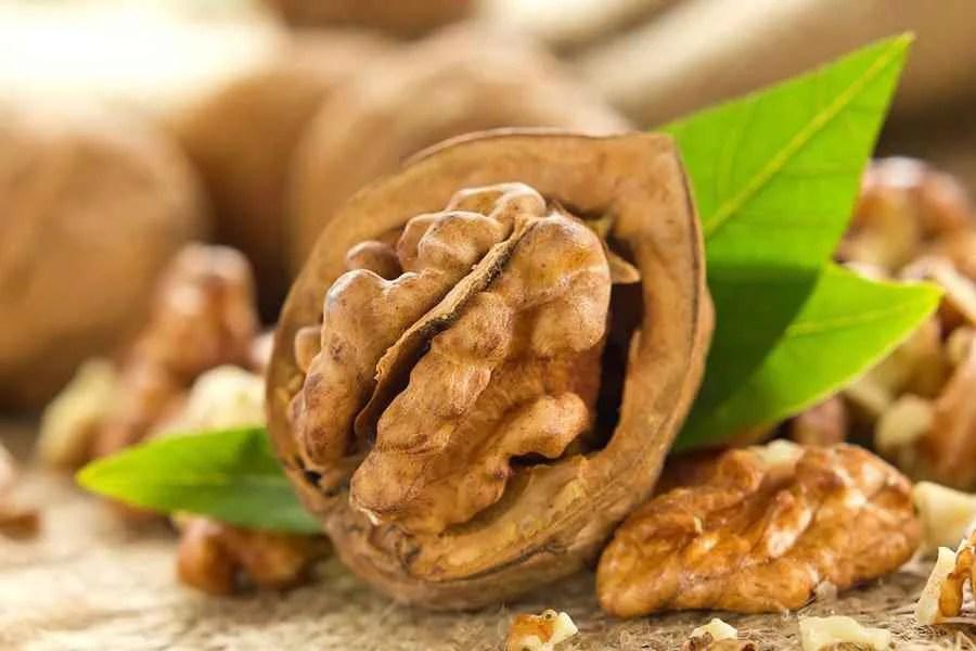 Грецкие орехи — не еда, а сплошная польза