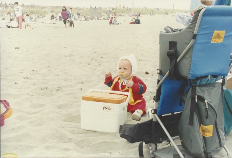 15 Memories with my Father in honor of Father's Day 2015 - Long Beach, Washington