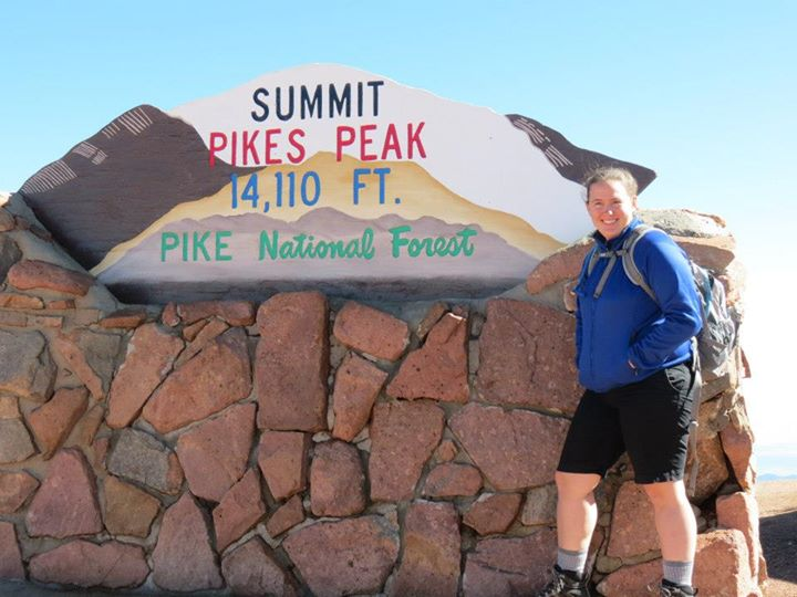 The Beginning - The Travel at the summit of Pikes Peak
