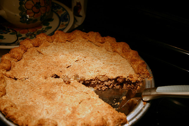 Traditional Pies from Around the World - Tourtière