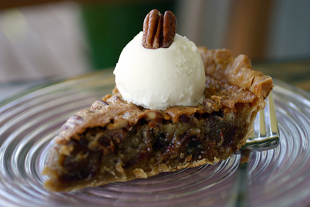 Traditional Pies from Around the World - Pecan Pie