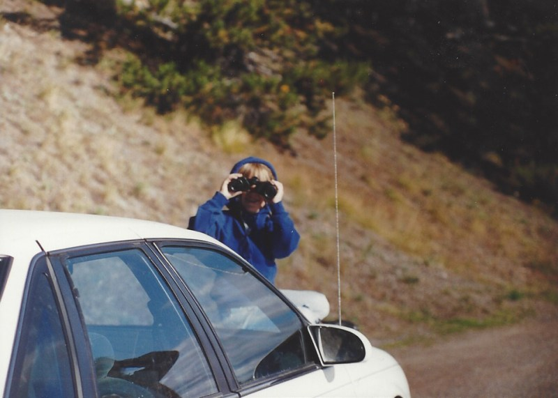 15 Memories with my Father in honor of Father's Day 2015 - Glacier National Park