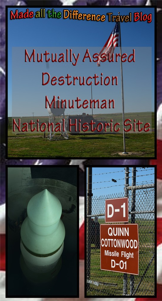Mutually Assured Destruction ~ Minuteman National Historic Site
