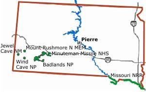 South Dakota National Parks Road Trip