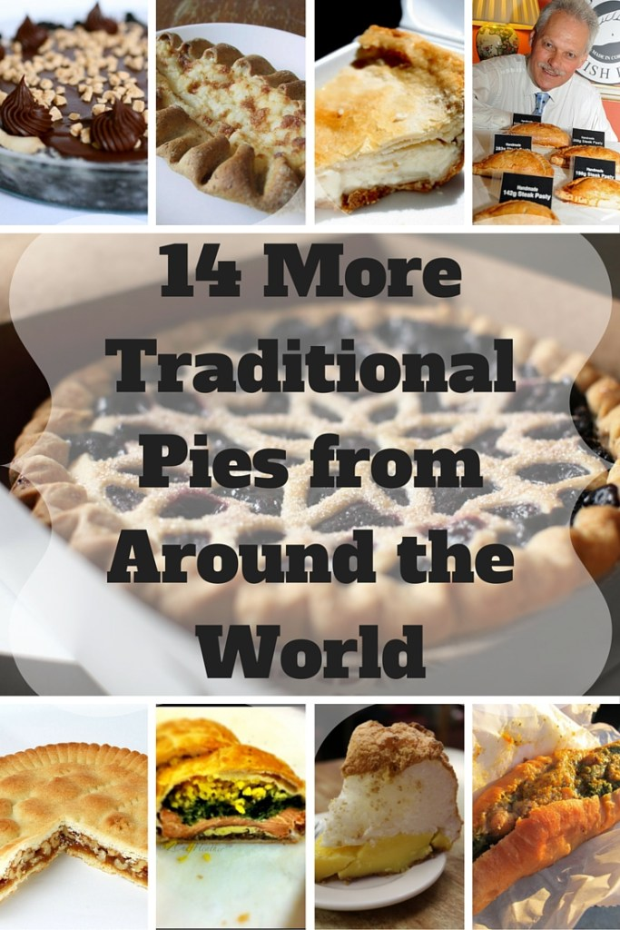 14 More Traditional Pies from Around the World
