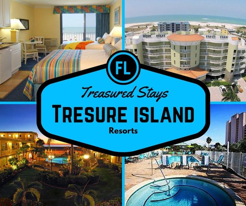 Hipmunk Hotel ~ Treasured Stays On Treasure Island, Florida