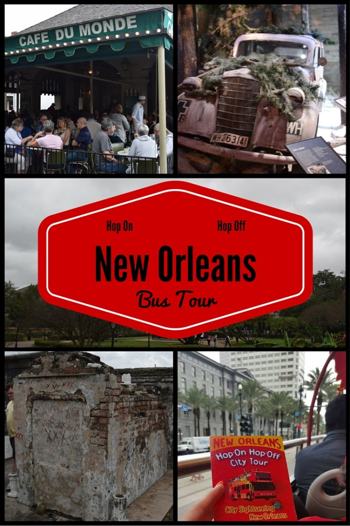 Touring New Orleans with the New Orleans Hop On Hop Off Bus Tour